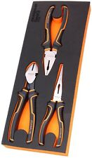 Franklin Gear F 3 Piece 8in Combination Plier Set in EVA Foam GF308