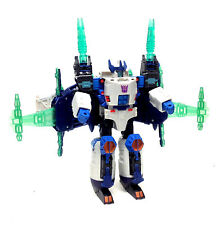 "TRANSFORMERS Energon GALVATRON megatron 10"" toy robot to jet action Figure"