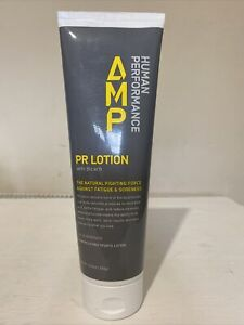 New Sealed AMP Human Performance PR Lotion 300g