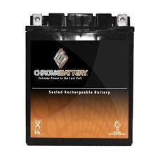 YB14A-A2 ATV Battery for POLARIS All Models (Excl. Predator) 500CC 99-'09
