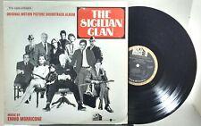 Ennio Morricone - The Sicilian Clan Motion Picture Soundtrack - 20th CENTURY FOX
