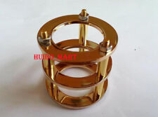 1pc AMP Tube Guard Protector Cover for 12AX7 12AU7 6922 5687 ECC83 Gold color