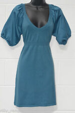 Vestiti da donna blu in misto cotone business