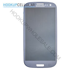 Samsung SGS3 Galaxy S3 Front Assembly Glass Digitizer LCD Replacement USA - Blue