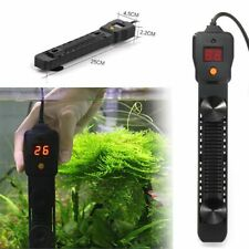Submersible Aquarium Heater Fish Tank 300w 500w Digital Lcd Display Rod Control