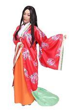 cosplay miko kimono Anime Japanese Style Costume Women