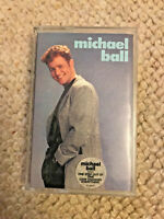 Michael Ball - Cassette Album - Used Great Condition
