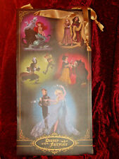 Disney Fairytale Designer Ltd Ed Heroes Villains Doll GIFT BAG ONLY Version 2