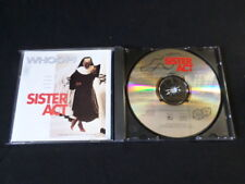 Sister Act. Film Soundtrack. Compact Disc. 1992. Made In U.S.A.