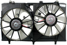 Radiator And Condenser Fan For Toyota Sienna Lexus RX350 TO3115168