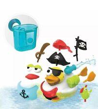 Yookidoo Jet Duck Create a Pirate Kids Bath Toy