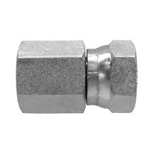 1405 12 12 Hydraulic Fitting 34 Female Pipe X 34 Female Pipe Swivel