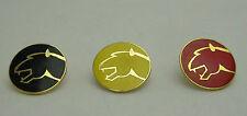 Mercury Cougar Lapel, black, Hat Pin