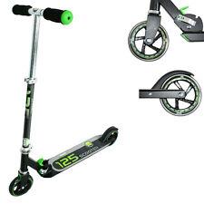 Nils Roller QD125 Lenker Cityroller Scooter Tretroller Kinderroller TOP SCHWARZ