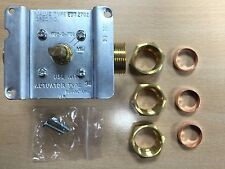 SUNVIC EDT2702 VALVE BODY 22mm 3 PORT (FOR USE WITH SD2701 ACTUATOR ONLY) *NEW*