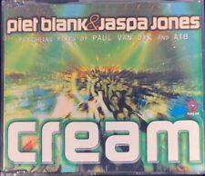 Piet Blank & Jaspa Jones - Cream 5 Track CD Single in VG Condition