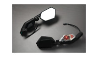 Pair of Rearview Mirrors Right & Left mirror KAWASAKI ZX10R ZX-10R 2008-2010