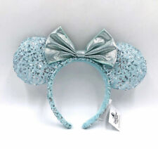 Edition Blue Frozen Arendelle Aqua Disney Parks 2020 Minnie Ears Headband