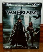 Van Helsing Edition Collector 2 Dvd New Sealed Slipcover (Sleeveless Open)