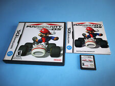 Mario Kart DS Mariokart Cart (Nintendo DS) Lite DSi XL 2DS 3DS w/Case & Manual