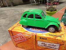 auto miniatur 1/43 NOREV CITROEN 2 CV 6 1974