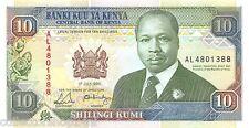 Kenya 10 Shilingi 1990 Unc pn 24b