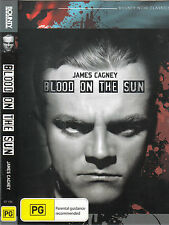 Blood On The Sun-1945-James Cagney- Movie-DVD