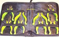 MINI PLIERS KIT-8pc SET WITH CARRY CASE- BRAND NEW