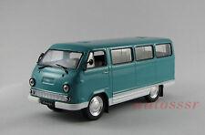 DeAgostini 1:43 Russian minibus RAF-977 Latvia & mag №39 Cars USSR