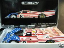 Porsche 956 l le mans 1986 Spirit of America Joest Follmer #8 Minichamps R 1:18