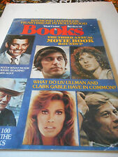 Clark Gable John Wayne Cover West Coast Review Of Books Magazine 1977