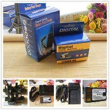 BN-VF808U Battery + Charger for JVC Everio GZ-MG330HU GZ-MG330RU HDD Camcorder