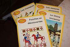 4 livres autrefois: Les mesures anciennes,les cosaques,la chine ancienne