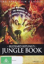 Jungle Book (1942) (2016, DVD NEW)