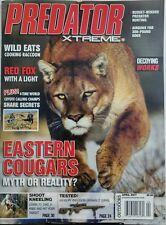 Predator Xtreme April 2017 Eastern Cougars Myth or Reality Fox FREE SHIPPING sb