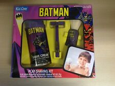 BATMAN PLAY SHAVING KIT /KID CARE / 1991
