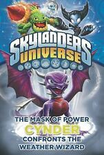 Skylanders Universe: Mask of Power #5 - Cynder Confronts the Weather Wizard NEW