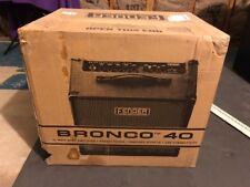 Fender Bronco 40 watt Bass Guitar Amp! (Factory Sealed!)