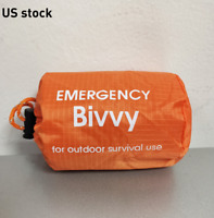 Emergency Outdoor Sleeping Bag Thermal Waterproof Survival Camping Hiking