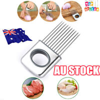 Food Slice Assistant Stainless Steel HOT SALE  EA
