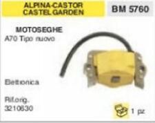 3210630 BOBINA ELETTRONICA MOTOSEGA ALPINA CASTOR CASTEL GARDEN A70 NUOVO TIPO