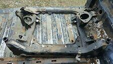 BMW 31116777848 E90 E91 E92 FRONT ENGINE CRADLE CROSSMEMBER AWD OEM 335XI 328XI