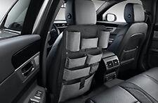 NEW GENUINE JAGUAR X-TYPE XF F-PACE XJ XJR ACCESSORY SEAT BACK ORGANISER T2H7760