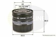 Oil Filter FOR LADA OKA 800 88->08 Hatchback Petrol 1111 B6113E 35 Comline