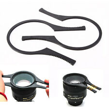 62-77mm Filter Wrench Camera Lens Filter Removal Tools Spanner Pack of 2 Kit Set