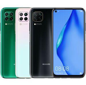 """Huawei P40 lite JNY-LX1 128GB 6GB RAM Dual Sim (FACTORY UNLOCKED) 6.4"""" 48MP"""