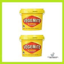 1.9kg Vegemite Sandwich Food Spread Australian Made (2x950g Tub)