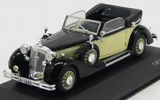 Horch 853A 1938 - Black/Beige   1:43 Metal Model Car. New Whitebox