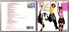 TLC Now & Forever The Hits ( CD - 2003 ) Girl Talk - Turntable - Waterfalls