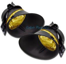 02-08 DODGE RAM 1500/03-09 2500 3500 PICKUP BUMPER DRIVING YELLOW FOG LIGHT LAMP